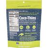 Sejoyia, Coco-Thins, Snackable Cashew Cookies, Lemon Zest, 3.5 oz (99 g)