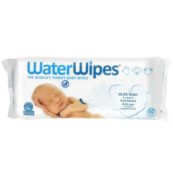 嬰兒溼巾,60 張