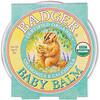 Badger Company, オーガニック、ベビークリーム、カモミール&カレンデュラ、56g(2oz)
