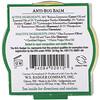 Badger Company, Anti-Bug Balm, Citronella & Rosemary, .75 oz (21 g)