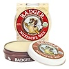 Badger Company, オーガニック 髭用ワックス、マンケア、, .75 オンス (21 g)