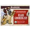 Badger Company, عدة الرعاية باللحية، عدة من 2 قطعتين