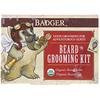 Badger Company, Beard Grooming Kit, 2 Piece Kit