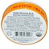 Badger Company, Sore Muscle Rub, Extra Strength, 2 oz (56 g) (Discontinued Item)