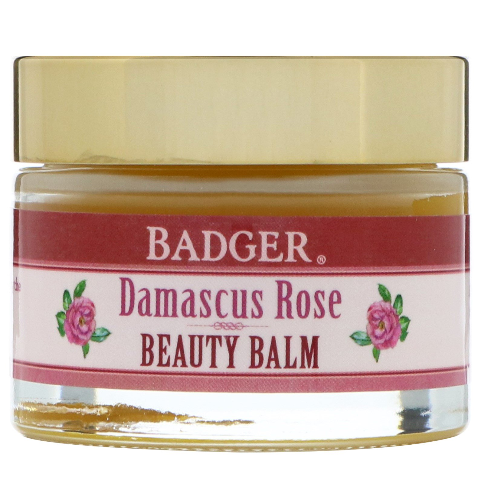 Damascus Rose Beauty Balm by badger #18