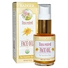 Badger Company, Unscented Face Oil, For Sensitive Skin, 1 fl oz (29.5 ml)