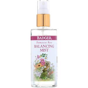 Бадгер компания, Damascus Rose, Balancing Mist, 4 fl oz (118 ml) отзывы покупателей