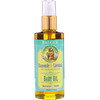 Badger Company, Calming Baby Oil, Chamomile & Calendula, 4 fl oz (118 ml)