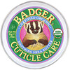 Badger Company, オーガニックキューティクルケア、スーシングシアバター、 .75 oz (21 g)