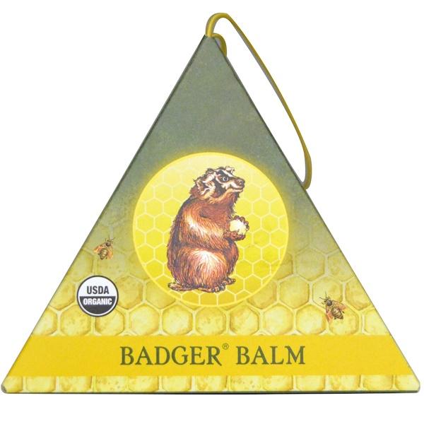 Badger Company, Бальзам для рук Badger, 0.75 унций (Discontinued Item)