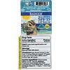 Badger Company, Lip Balm, Clear Zinc, Unscented, SPF 15, 0.15 oz (4.2 g)