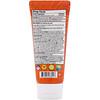 Badger Company, Active Kids, Natural Mineral Sunscreen Cream, SPF 30, Tangerine & Vanilla, 2.9 fl oz (87 ml)