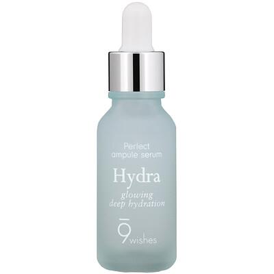 Купить 9Wishes Ampule Serum, Hydra, 0.85 fl oz (25 ml)
