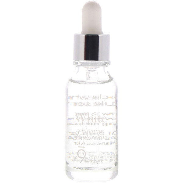 9Wishes, Ampule Serum, White, 0.85 fl oz (25 ml)