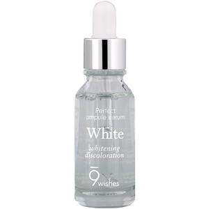 9Wishes, Ampule Serum, White, 0.85 fl oz (25 ml) отзывы покупателей