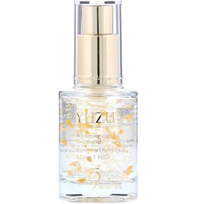 Купить 9Wishes Yuzu, Whitening Capsule Treatment, 1 fl oz (30 ml)