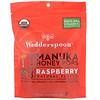 Wedderspoon, Organic Manuka Honey Pops, Raspberry, 24 Count, 4.15 oz (118 g)