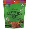 Wedderspoon, Organic Manuka Honey Pops For Kids, Variety Pack, 24 Count, 4.15 oz