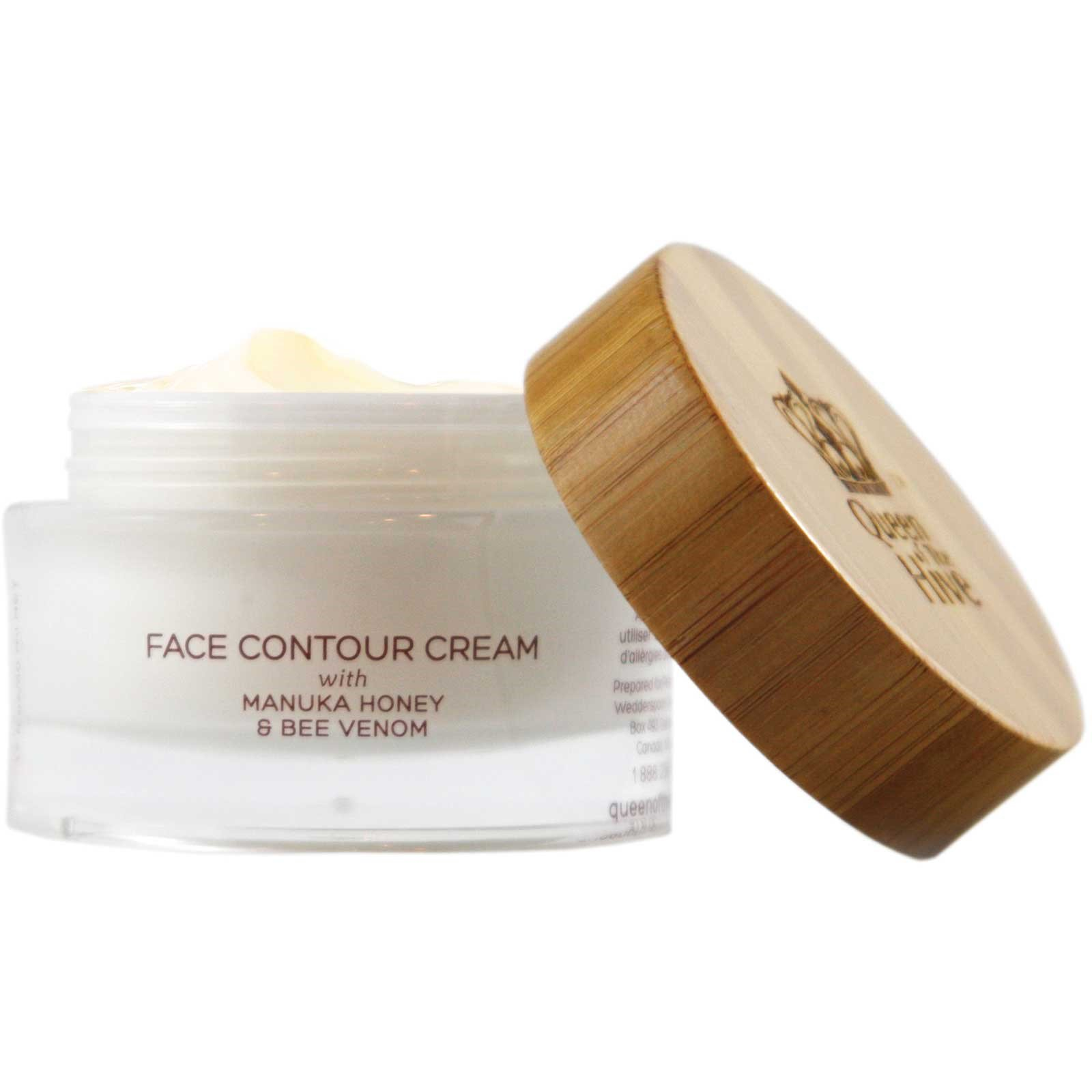 Wedderspoon, Queen of the Hive, Face Contour Cream, 1.7 fl oz (50