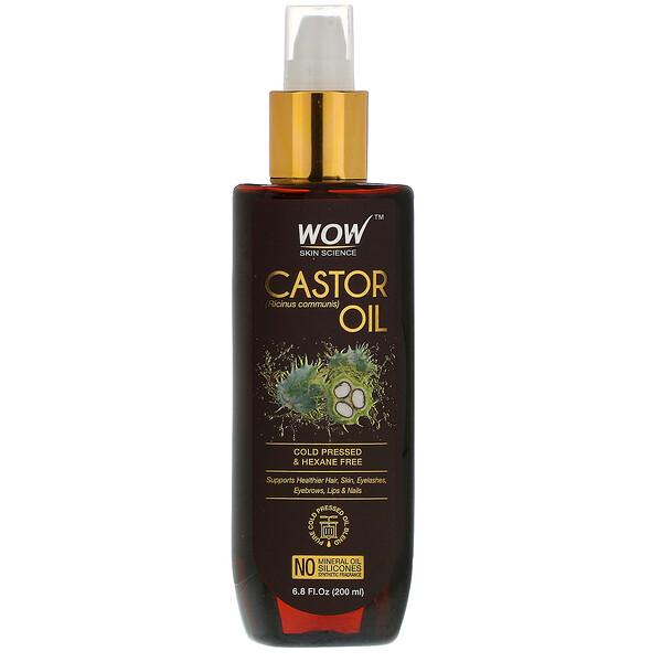Castor Oil, 6.8 fl oz (200 ml)