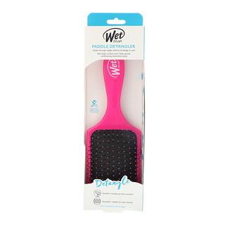 Wet Brush, Распутывающая расческа, розовая, 1 расческа