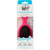 Wet Brush, Mini Escova Desembaraçadora, Rosa, 1 Escova