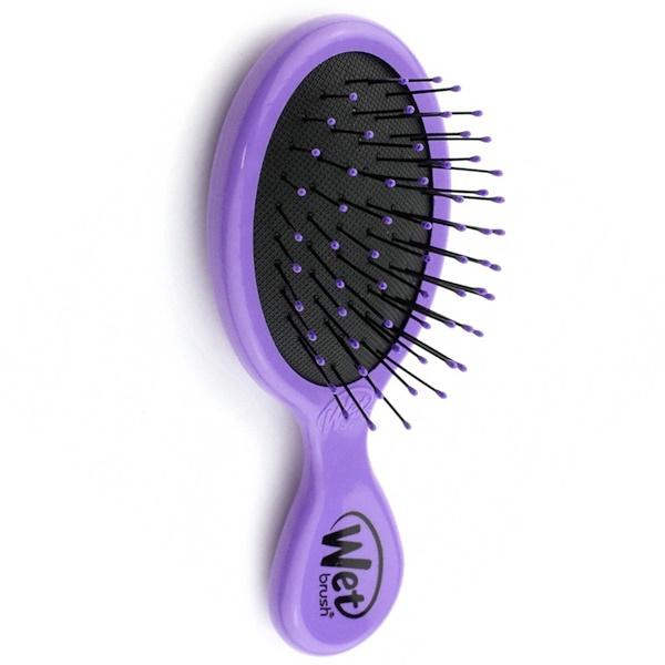 Wet Brush, Squirt Detangler Brush, Purple, 1 Brush (Discontinued Item)