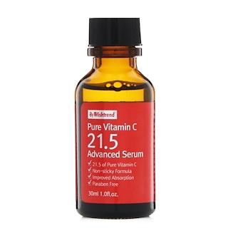 Wishtrend, ピュアビタミンC 21.5 アドバンスドセラム、1.0 fl oz (30 ml)