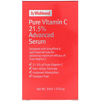 Pure Vitamin C 21.5% Advanced Serum, 1.0 fl oz (30 ml) - фото