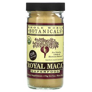 Whole World Botanicals, Royal Maca, Superfood, 6.17 oz (175 g)