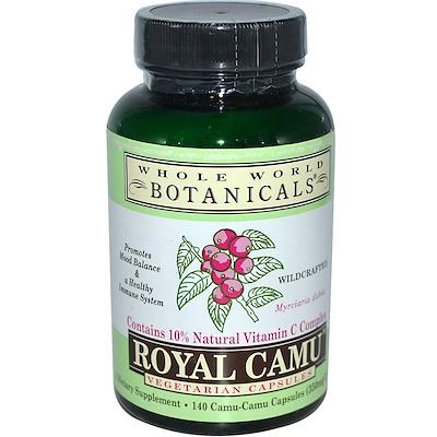 Купить Королевское каму-каму, 350 мг, 140 капсул на растительной основе