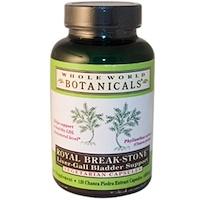 Роскошная камнеломка, для поддержки печени и желчного пузыря, 400 мг, 120 капсул на растительной основе - фото