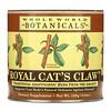 Whole World Botanicals, Royal Cat's Claw, 4.9 oz (140 g)