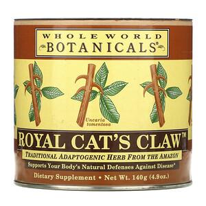 Вхоле Ворлд Ботаникалс, Royal Cat's Claw, 4.9 oz (140 g) отзывы