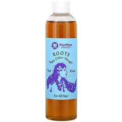 WiseWays Herbals, 根,蘋果醋護髮素,適用於所有髮質,8 盎司(236 毫升)