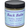 WiseWays Herbals, LLC, Back Balm, 4 oz (112 g) (Discontinued Item)