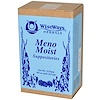 WiseWays Herbals, LLC, Meno Moist Suppositories, 12 Pack, 4.5 oz (2.5 ml) Each