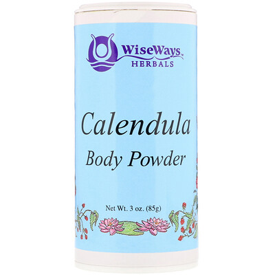 Calendula Body Powder, 3 oz (85 g) beef jerky teriyaki 3 oz 85 g