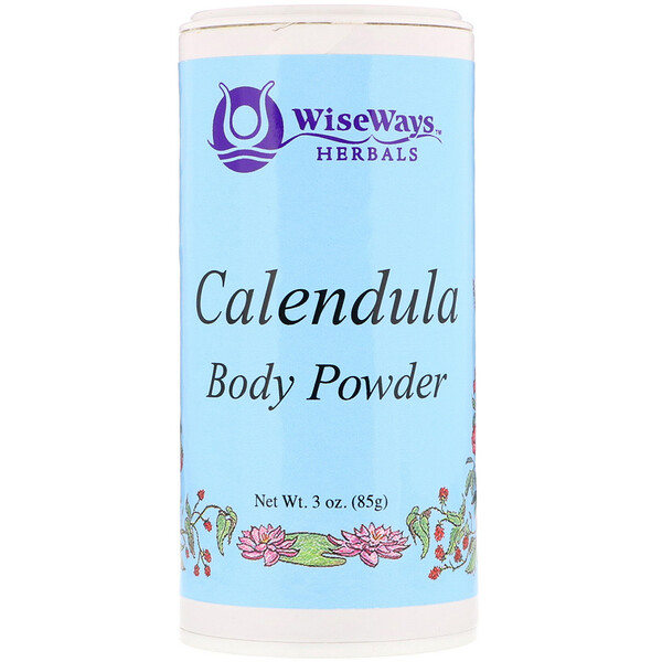 Calendula Body Powder, 3 oz (85 g)