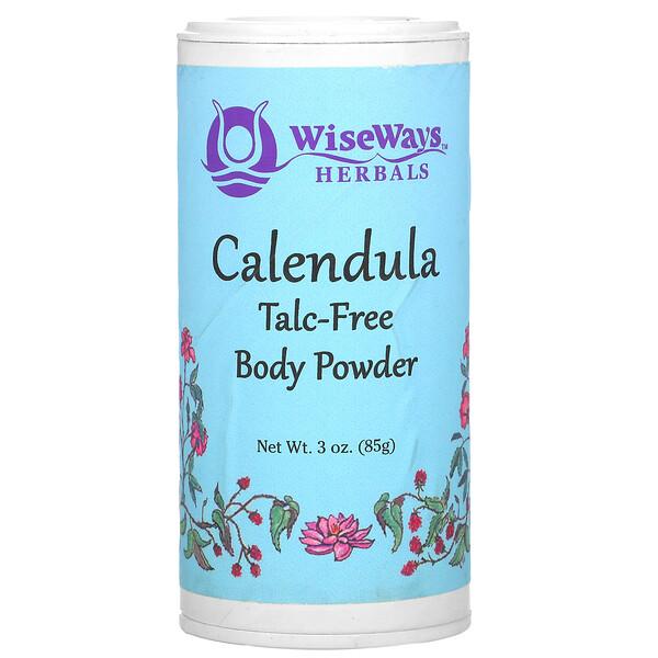 Calendula Body Powder, 3 oz (85 g)