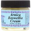 WiseWays Herbals, LLC, Arnica Boswellia Cream, 1 oz (28 g)