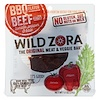 Wild Zora Foods LLC, Meat & Veggie Bar, BBQ Beef with Tomato, Pepper & Kale, 1.1 oz (31 g)