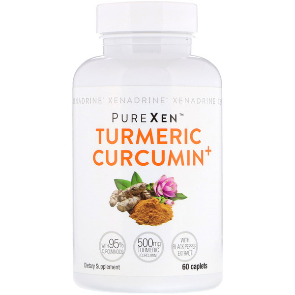 California Gold Nutrition, Curcumin C3 Complex مع BioPerine، 500 مجم، 120 كبسولة نباتية