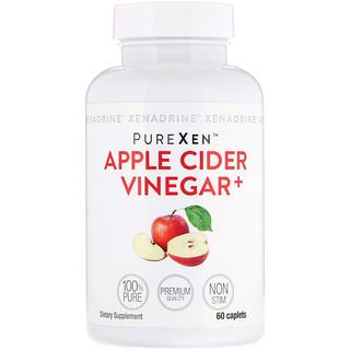 Xenadrine, PureXen, Apple Cider Vinegar+, 60 Caplets