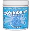 Xyloburst, オール・ナチュラル・キシリトール・ガム、ペパーミント、5.29 oz (150 g), 100個