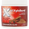 Xyloburst, Xylitol Chewing Gum, Cinnamon, 5.29 oz (150 g), 100 Pieces