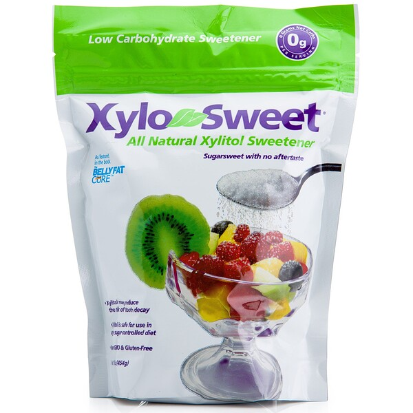 XyloSweet, All Natural Xylitol Sweetener, 1 lb (454 g)