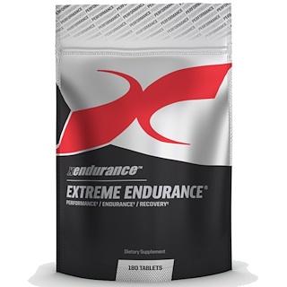 Xendurance, Extreme Ausdauer, 180 Tabletten
