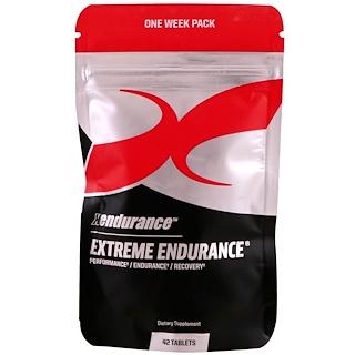 Xendurance, Extreme Endurance, 42 Tablets