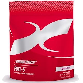 Xendurance, Fuel-5, Beeren-Mischung, 1,6 lbs (720 g)